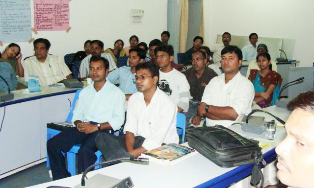 Students who attended the workshop